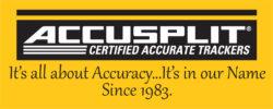 ACCUSPLIT Inc Logo inventor of the AE120XL Digi-Walker Pedometer